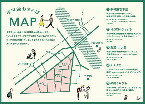 中宇治おさんぽMAP